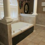 Big tub!