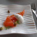 salmon apetitizer