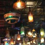 liquor bottle lights
