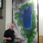 Docent John Farley Explains the Geological Nature