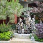 Beaufitful Courtyard