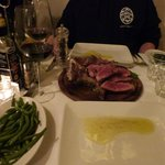 Be sure to have a QUALITY  Bisteca Fiorentina while in Florence