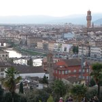 Be sure to go to Plaza Michelangelo at sunset for a view of the city.