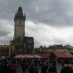 centro da cidade velha