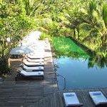 Resort top pool