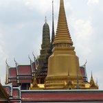 Phra Siratana Chedi at the Grand Palace (2)