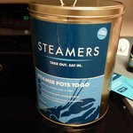 Ready to go Steam pot