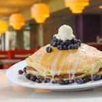 Famous pancakes!