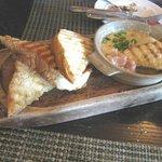 Ham & Cheese Fondue