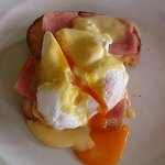 My Egg Benedicts! <3