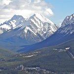 Mountain above Banff