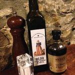 Own olive oil