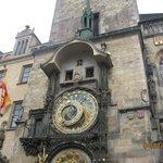 relógio astronomico