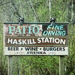 Haskill Stationの写真