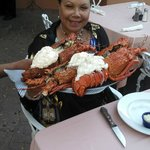 My Wife and our Lobsters
