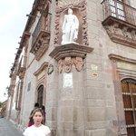 Casa de Allende a un paso del hotel