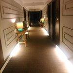 romantic or creepy hallway? i say its romantic