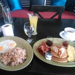 2nd day breaky