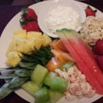 Delicious and healthy Cold Plate