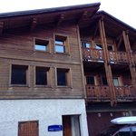 Outlook of the chalet
