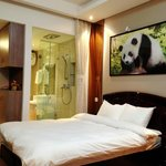 Photo de Chengdu Panda Apartment