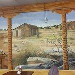 Mural by Doug and Sharon Quarrels