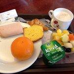 Qualche cosa della colazione