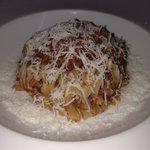 Fettuccine Bolognese - unreal