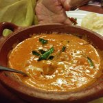 The Mango Fish Curry - their signature dish