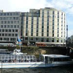 Melia from the River Spree