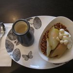 My fave - The Granola