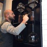 Francesco Sanapo campione italiano baristi e sesto ai mondiali a Melbourne