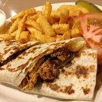 Arabic Style Shawarma