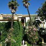 La Casa de Pilatos giardino