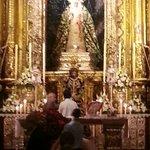 Basilica Macarena-interno
