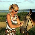 Horse Safari's at Bonamanzi