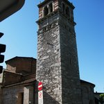 A Church belfry