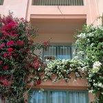 ons balkonnetje