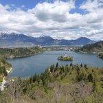 lake bled viewpoint