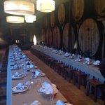 Salón de la cena
