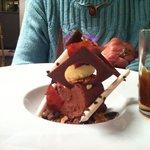 dessert au chocolat scandaleusement bon