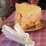 Marshmallow Cheesecake
