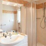 Badezimmer in der Dependance