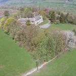beautiful Thornton Lodge set in its own large grounds in a peaceful corner of Wensleydale
