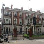 Hertford House Facade