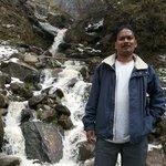 Jogini waterfall  |  Vashisht Village, Manali