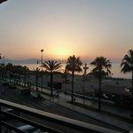 Sunrise over the Costa del Sol!