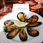 Soy Mussels