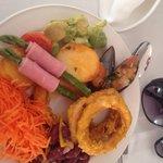 PrzepysZne hotelowe jedzenie