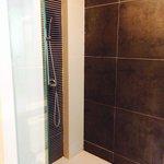 Standing Shower(One bedroom Deluxe Suite)